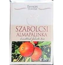 Szabolcsi almapálinka ízesítésű fekete tea