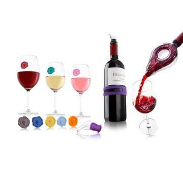 Vacu Vin borkóstoló szett 4 részes