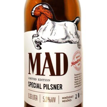 MAD Goat Beer 0,33L