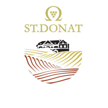 St. Donat Magma Rosé Brut 2014 Pezsgő