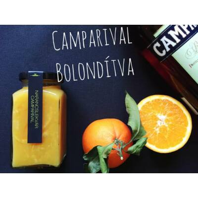 Kaldeneker campari narancslekvár