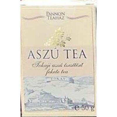 Tokaji aszú ízesítésű fekete tea
