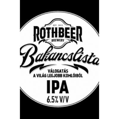 Rothbeer Bakancslista 25