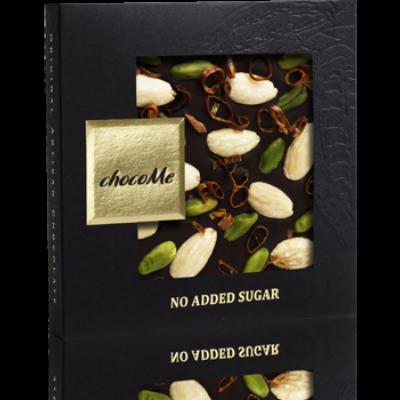 Chocome táblás csoki cukormentes 50 gr
