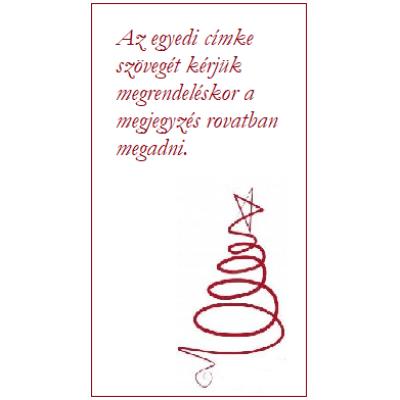Egyedi címke karácsony