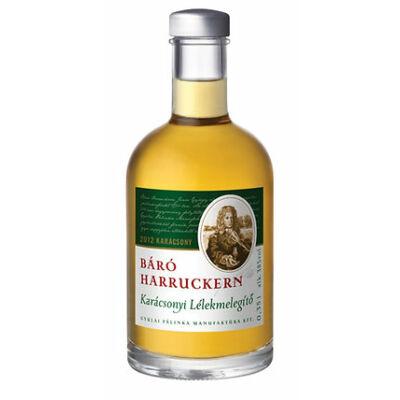 Báró Harruckern (Gyulai Pálinka) Karácsonyi lélekmelegítő Likőr 0,35L