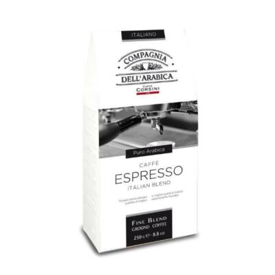 CAFFÉ PURISSIMI Espresso, ARABICA ŐRÖLT KÁVÉ, 250G