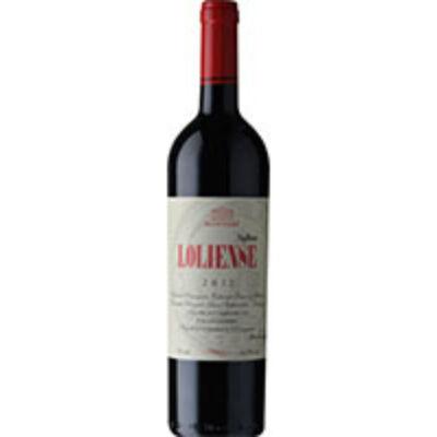 Konyári Loliense vörös  2012