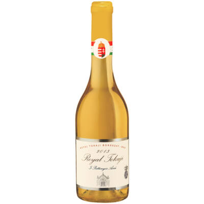 Royal Tokaj 5 puttonyos aszú 2013