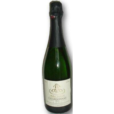 Szentesi J & J Chardonnay Pezsgő 2013