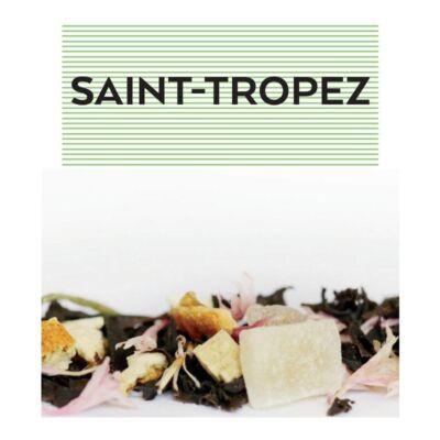 JOHAN & NYSTRÖM SAINT-TROPEZ, FEKETE TEA 100 gr