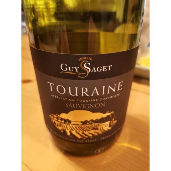 Guy Saget Touraine Sauvignon Blanc 2017