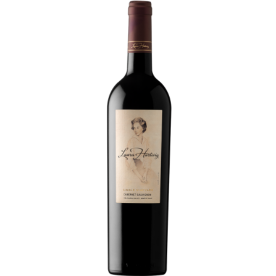 Laura Hartwig Single wineyard Cabernet Sauvignon 2017