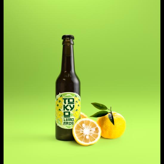 Mad Scinetist Tokyo Lemon Witbier sör 0,33L