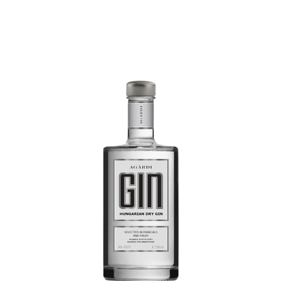 Agárdi Organic Gin 0,5L