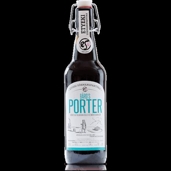 Etyeki Sörmanufaktúra Porter (+250,-Ft üvegbetét)