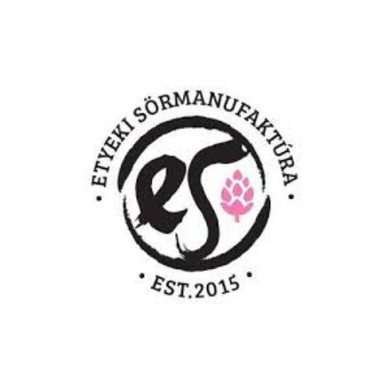 Etyeki Sörmanufaktúra Brut Edeck  (+250,-Ft üvegbetét)