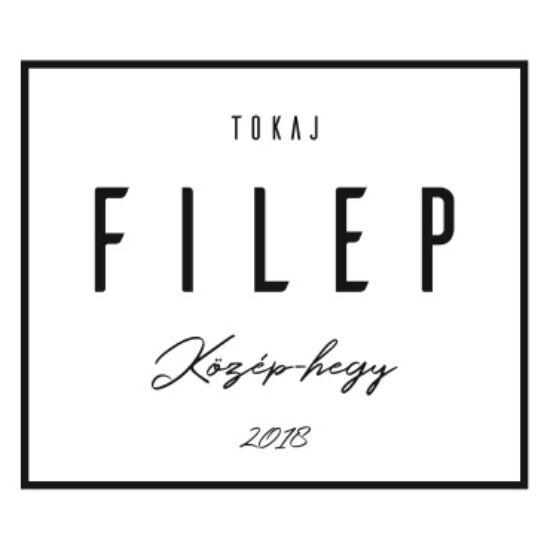 Filep Pince Közép-hegy Furmint 2018