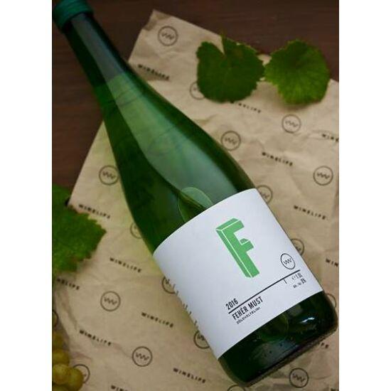 Linzer-Orosz (Winelife) Zöldveltelini must 2019 1 liter